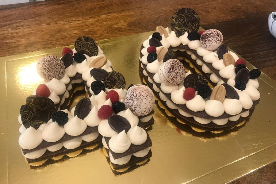 Torta cream tart